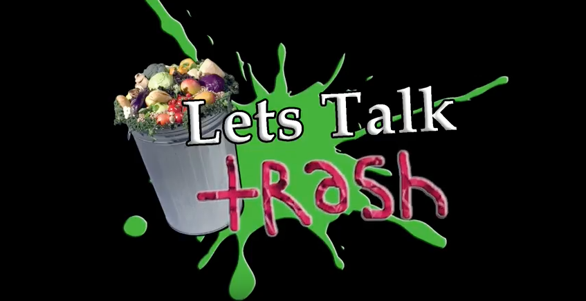 Screen capture of Let's Talk Trash 2016