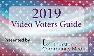 Thumbnail link for Learn About Local Races, Current Candidates in Thurston County Through League of Women Voters Forums and TCMedia Video Voters Guide